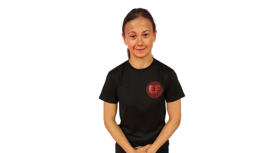 Meet our personal trainer Danielle
