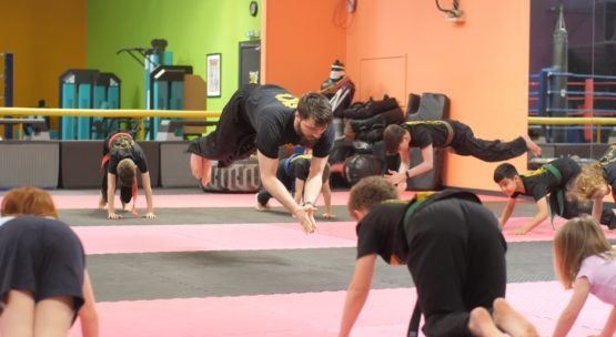 About James - Our Personal Trainer and Fitness Instructor (and 2nd Dan Black Belt!)