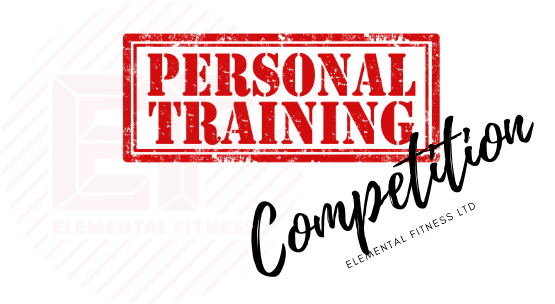 Personal Training Competition!