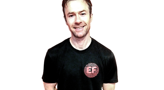 Say hello to our new personal trainer James Hutchinson - plus an exclusive offer!