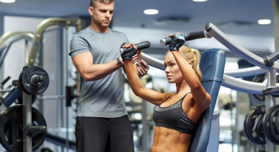 Benefits of working with a Personal Trainer