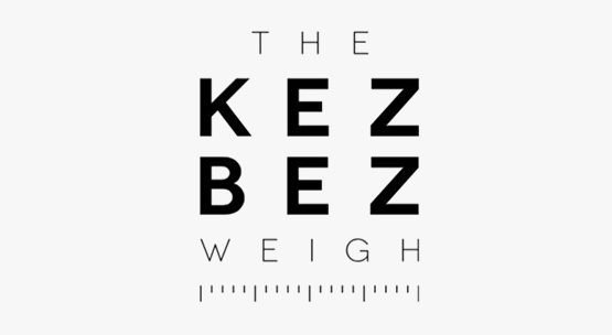 The KezBez Weigh - sample session