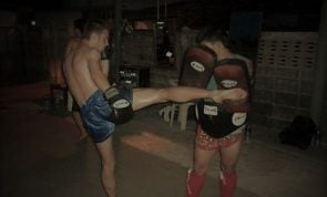 My Muay Thai Boxing Experience